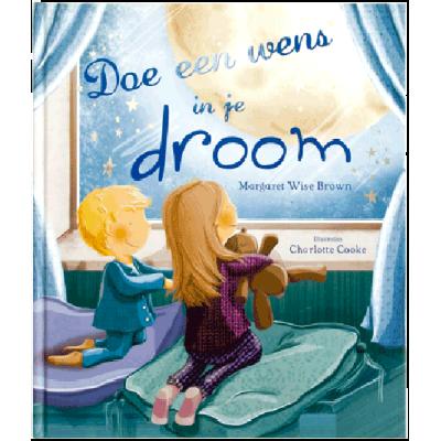 Boek Doe een wens in je droom